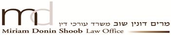 Logo - Miriam Donin